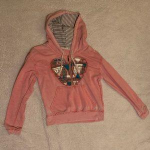 Medium Roxy Peach Jacket